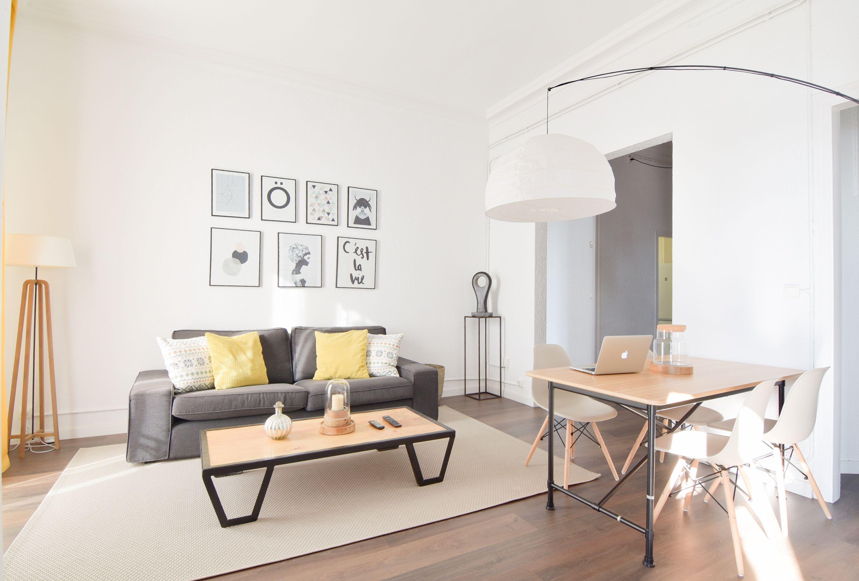 Fotos De Salon Comedor.1 Salon Comedor Living And Dining Room 1840 Apartments