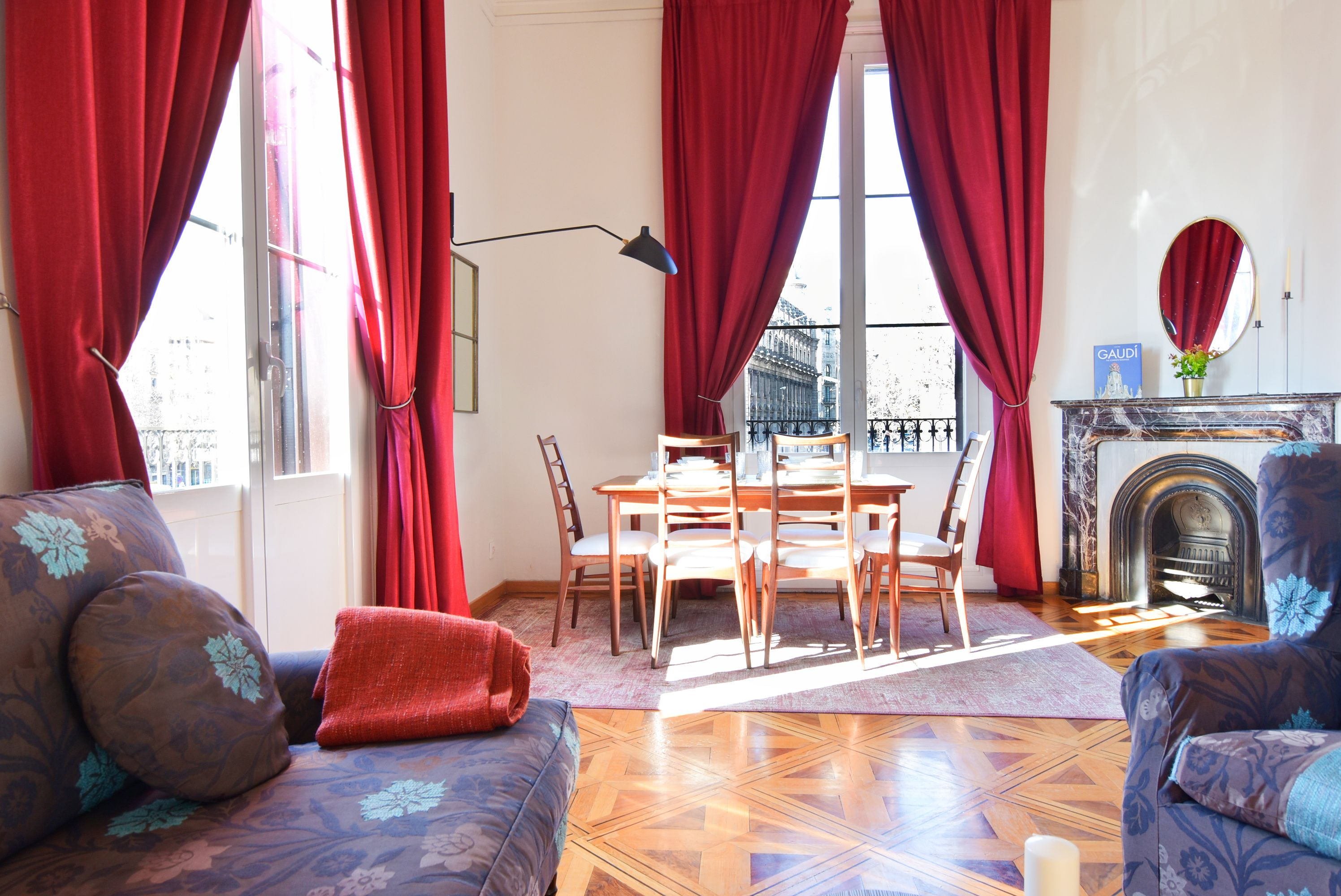 Fotos De Salon Comedor.2 Salon Comedor Living Room And Dining Room 1 1840