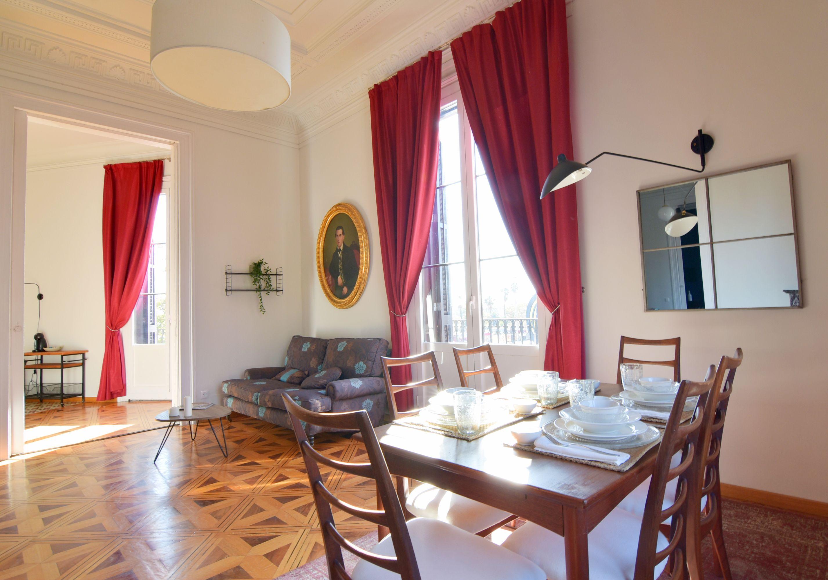 Fotos De Salon Comedor.3 Salon Comedor Living And Dining Room 1840 Apartments